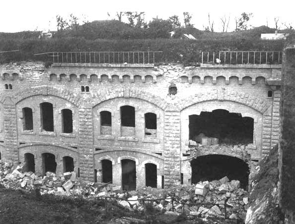 fort de conde ww1 wwi aisne 1917 dieulois